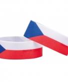 Fan armband tsjechie