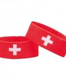 Fan armband zwitserland