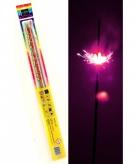 Feeststerretjes in neon kleuren 45 cm
