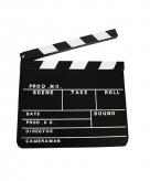 Film regisseur clipbord 30 cm