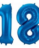 Folie ballon 18 jaar 86 cm 10089943