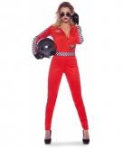 Formule 1 kostuum voor dames