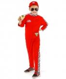 Formule 1 kostuum voor kinderen