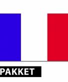 Frans versiering pakket