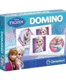 Frozen domino spel