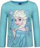 Frozen longsleeve elsa blauw