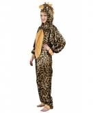 Giraffe onesie dierenpak 180 cm