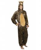 Giraffe onesie dierenpak 195 cm