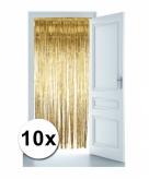 Gouden deur versiering10x