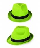 Groene maffia feesthoedjes