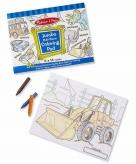 Groot kleurboek voor jongens 50 stuks