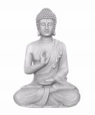 Groot tuinbeeld thaise boeddha 60 cm