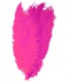 Grote sierveren 50 cm roze