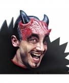 Half duivels masker