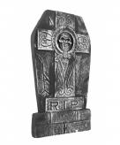 Halloween grafsteen rip doodskist 50 cm