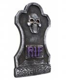 Halloween grafsteen rip kruis 40 cm