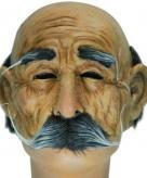 Halve oude mannen masker