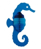 Hang decoratie met de vorm zeepaard