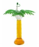 Hawaii drinkbeker palmboom 500 ml