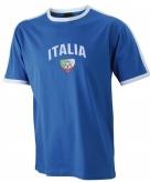 Heren t-shirt met italiaanse print