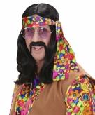 Hippie herenpruik