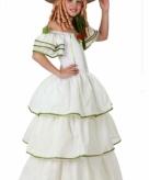 Historische meisjes jurk