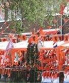Holland decoratie pakket voor buiten