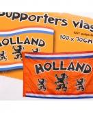 Hollandse supportersvlag 100 x 70 cm
