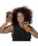Honden klauwen handschoenen voor volwassenen