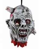 Horror hang hoofd 30 cm