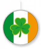 Ierland supporters versiering 28cm