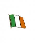 Ierse vlag broche
