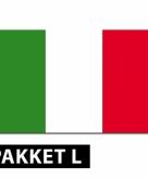 Italiaans versiering pakket groot