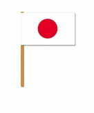 Japan zwaaivlaggetjes