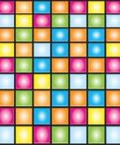 Jaren 70 scenesetter kleur 9 meter