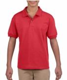 Jongenskleding poloshirt rood