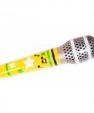 Jumbo opblaasbare microfoon 88 cm