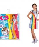 K3 regenboog jurkje voor meisjes