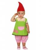 Kabouter kostuum voor peuters