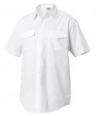 Kapitein overhemd korte mouw