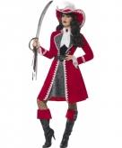 Kapiteins kostuum voor dames