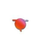 Kartonnen ballon banner 17 cm
