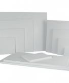 Katoenen schildersdoek 18 x 24 cm