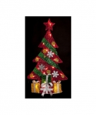 Kerstboom met licht 74 cm voor binnen