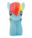 Kinderkamer nachtlamp my little pony rainbow dash 15 cm