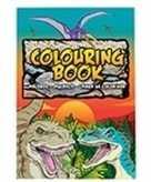 Kinderspeelgoed dinosaurussen thema kleurplaten a4 formaat kleurboeken tekenboeken