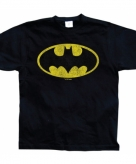 Kleding batman t-shirt korte mouwen