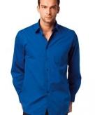 Kleding casual katoenen overhemd