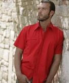 Kleding casual shirt korte mouw