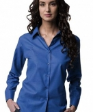 Kleding dames oxford blouse